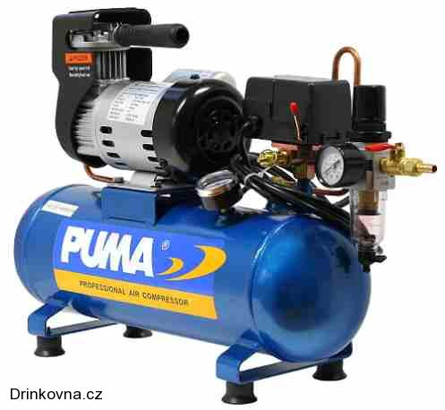 Kompresor PUMA 1/2 HP - MC 0206